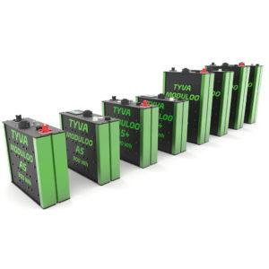 Batteries lithium 12 / 24 / 48 V - Ax